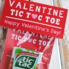 Free Printable Tic Tac Toe Valentine Treat Bag Topper